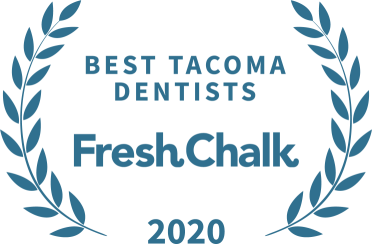 Best Tacoma Dentist Award